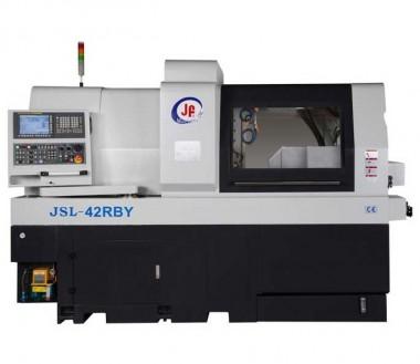 JSL-32/42 RBY Jinnfa CNC Kayar Otomat B Eksen Çift Spindle
